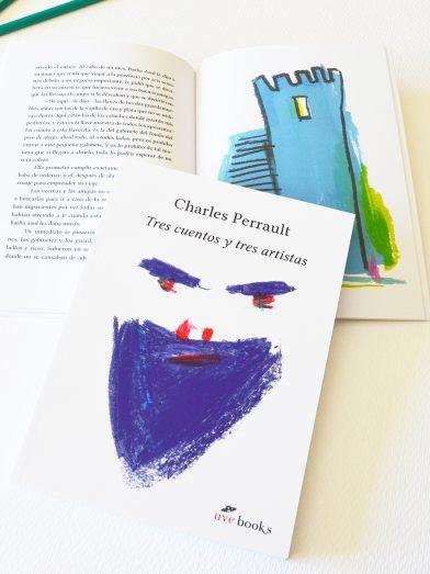 Tres cuentos y tres artistas rocío osorio barba azul