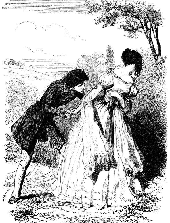 La boda de John Charrington
